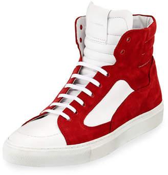 Public School Men's Artel Suede High-Top Sneakers