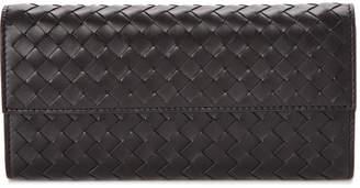 Bottega Veneta Intrecciato Nappa Leather Continental Wallet