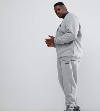 Puma Essential skinny joggers in gray 85175303