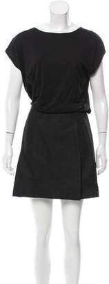 Alexander Wang A-Line Cutout Dress