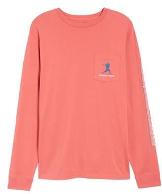 Vineyard Vines Wind Up Shot Pocket T-Shirt