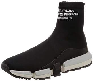 Diesel Men's H-PADOLA HIGH Sock-Sneak Sneaker