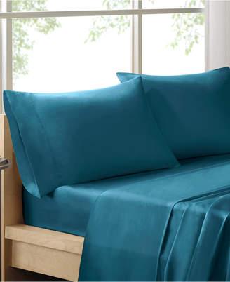 Jla Home Sleep Philosophy 300 Thread Count Liquid Cotton 4-pc California King Sheet Set Bedding