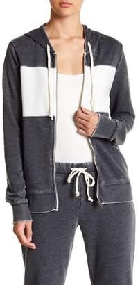 Alternative Colorblock Zip Hoodie