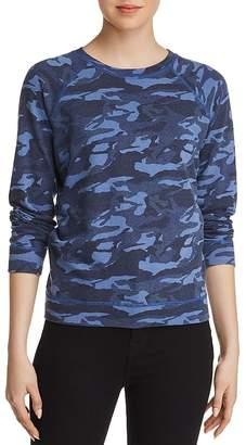 Monrow Camo Sweatshirt