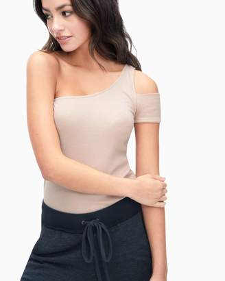 1X1 One Shoulder Top
