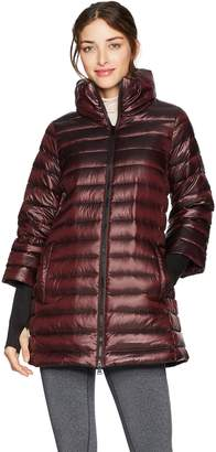Calvin Klein Women's Down Filled Swing Coat