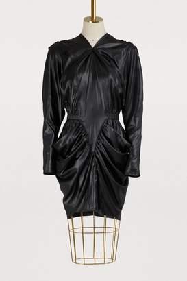 Isabel Marant Soya short-sleeved dress