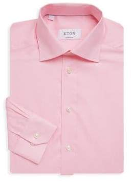 Eton Classic Cotton Dress Shirt