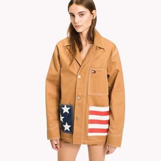 Tommy Hilfiger American Flag Pocket Jacket