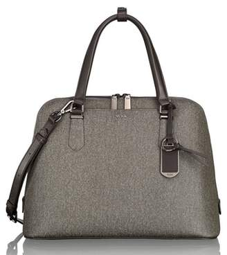 Tumi Stanton - Deonne Domed Coated Canvas Satchel
