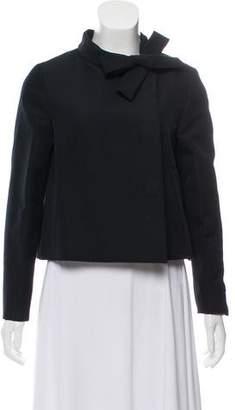 Marni Knit Cropped Jacket