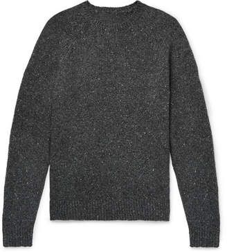 Alex Mill Mélange Wool-Blend Sweater