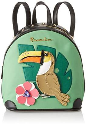 Braccialini Women's B12251 Backpack Green