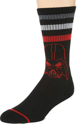 Star Wars Novelty Socks 1 Pair Crew Socks-Mens