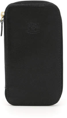 Il Bisonte Zip-around Wallet