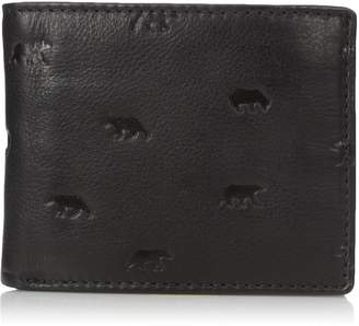 Fossil Men's Rover Large Coin Pocket Bifold
