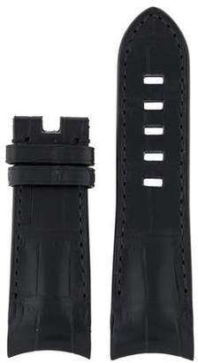 Montblanc 22mm Alligator Watch Strap