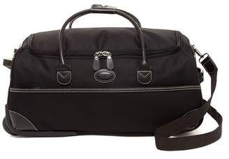 "Bric's Luggage Pronto 21"" Nylon Rolling Duffle Bag"