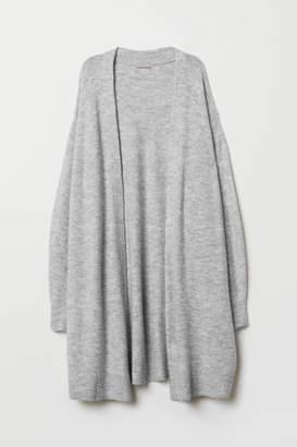 H&M H&M+ Long Cardigan - Gray
