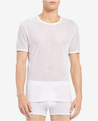 Calvin Klein Men's Mesh T-Shirt