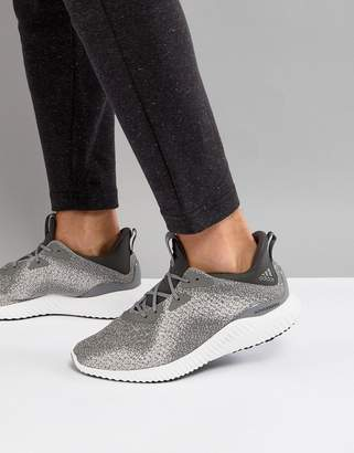 adidas Alphabounce sneakers in gray db1091