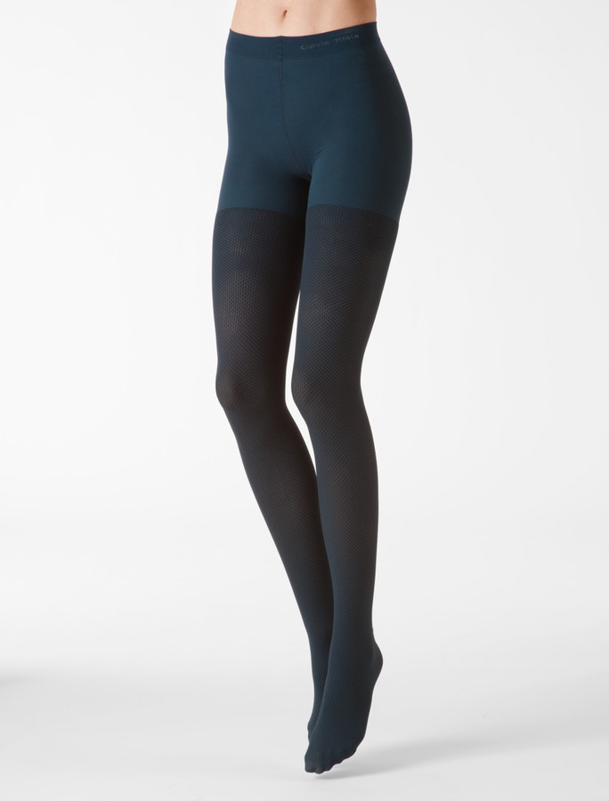 Ultra Fit Micro Check Tights