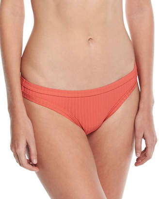 Seafolly Inka Ribbed Hipster Swim Bikini Bottom