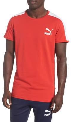 Puma Slim fit Classics T7 T-Shirt