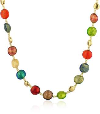 Antica Murrina Veneziana Frida - Murano Glass Bead Necklace
