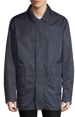 Paul & Shark Reversible Zip Coat