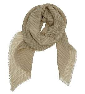 Gregory Ladner Pleated Wrap