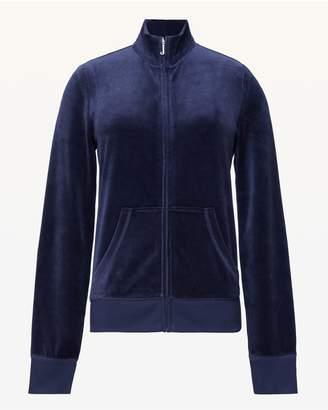 Juicy Couture Velour Fairfax Jacket