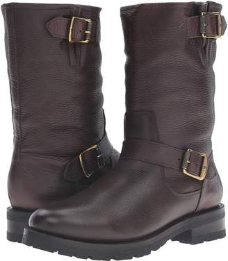 Frye Natalie Mid Engineer Lug Women's Pull-on Boots