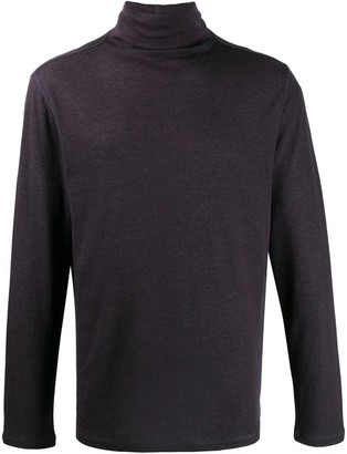 Majestic Filatures roll neck jumper