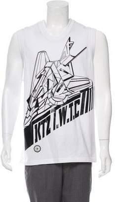Kokon To Zai Graphic Print T-Shirt