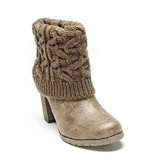 Muk Luks Women's Chris Cable Knit Boot