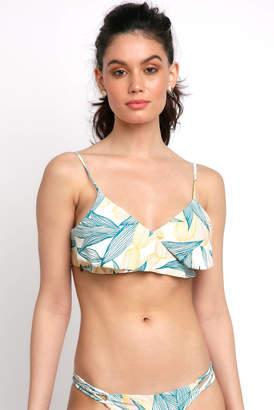 08e180f1617d4 O Neill Bethany Wrap Flounce Bikini Top