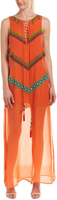Nicole Miller Artelier Maxi Dress