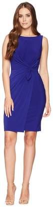 Lauren Ralph Lauren 1T Matte Jersey Laila Sleeveless Day Dress Women's Dress