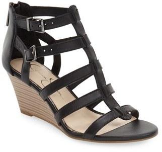 Jessica Simpson 'Shalon' Wedge Sandal (Women) $78.95 thestylecure.com