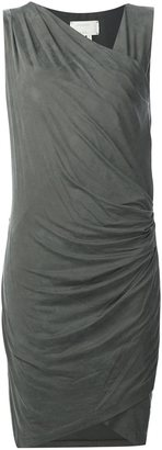 Nicole Miller gathered dress $365 thestylecure.com