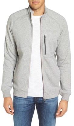 Men's Helly Hansen 'Shoreline' Regular Fit Track Jacket $90 thestylecure.com