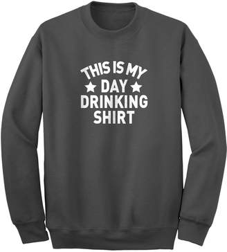 DAY Birger et Mikkelsen Indica Plateau Crew This is my Drinking Shirt Sweatshirt