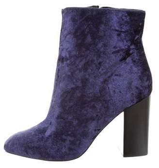 Rebecca Minkoff Round-Toe High Heel Boots