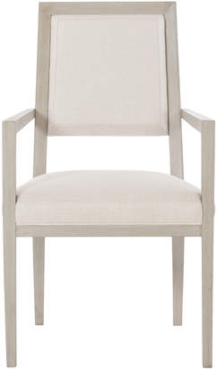 Bernhardt Axiom Upholstered Dining Arm Chair (Each)