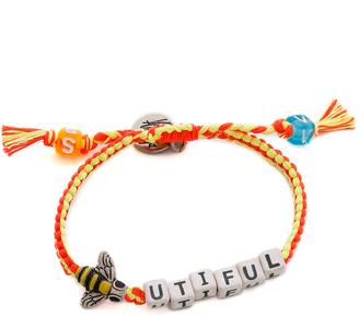 Venessa Arizaga Bee-utiful Bracelet $55 thestylecure.com