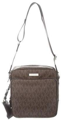 MICHAEL Michael Kors Monogram Messenger Bag