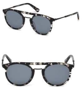 Web 49MM Acetate 2-Base Hava Sunglasses