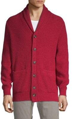 Brunello Cucinelli Shawl Collar Cardigan